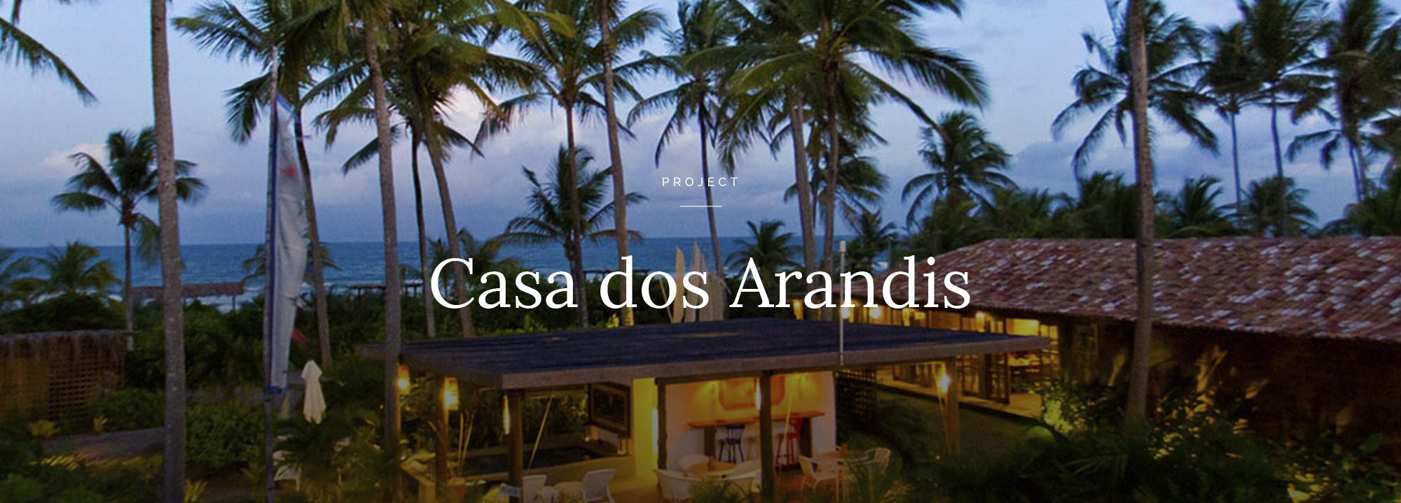 Casa dos Arandis