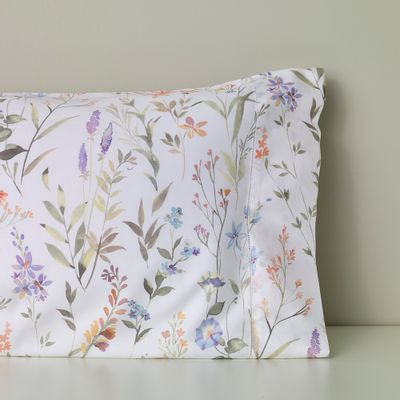 0104016060_123_1-BOUQUET-PILLOWCASE--PAIR--50X106